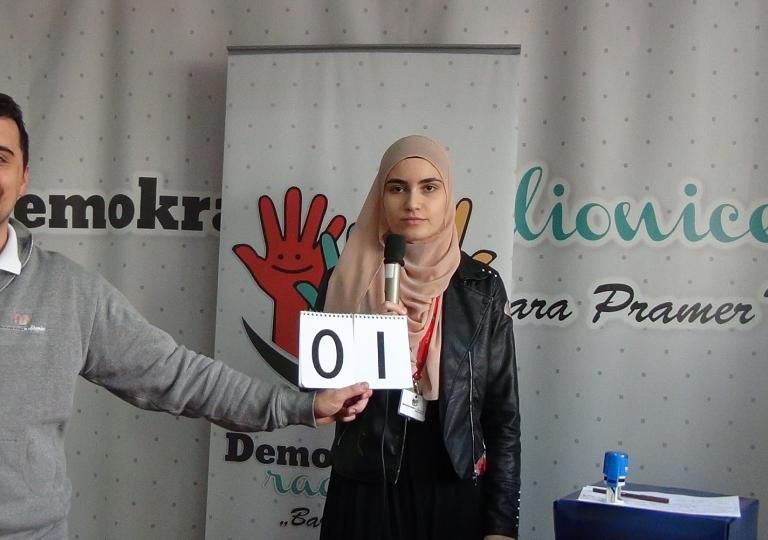 "Radionica 1357 III-a Medresa ""Mehmet Fatih"" Tuzi 18.11.2019.."