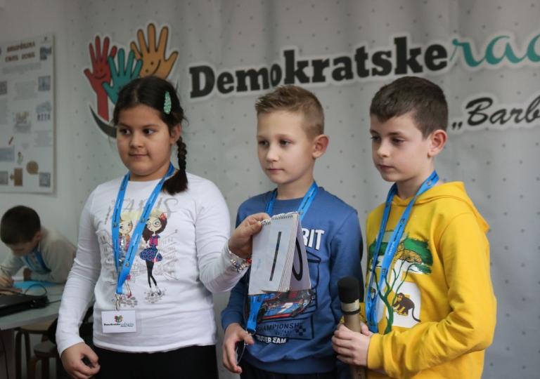 "Radionica 1382 III-3 OŠ ""Blažo Jokov Orlandić"" Bar 5.2.2020."