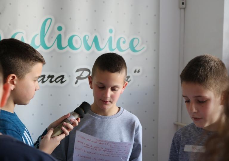 """Radionica 1403 V-1 OŠ """"Milija Nikčević"""" Nikšić 12.3.2020."""